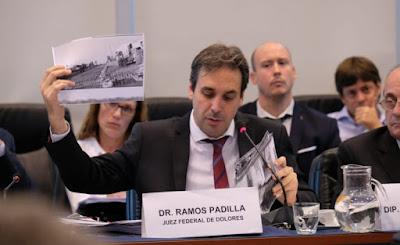 Juez federal Alejo Ramos Padilla desnudó la red de espionaje y corrupción más grande de la historia argentina