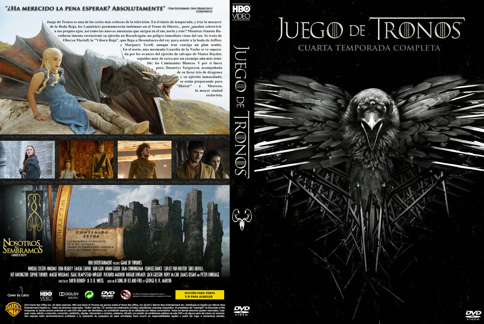 Beautiful Ver Juego De Tronos Cuarta Temporada Images - Casas: Ideas ...