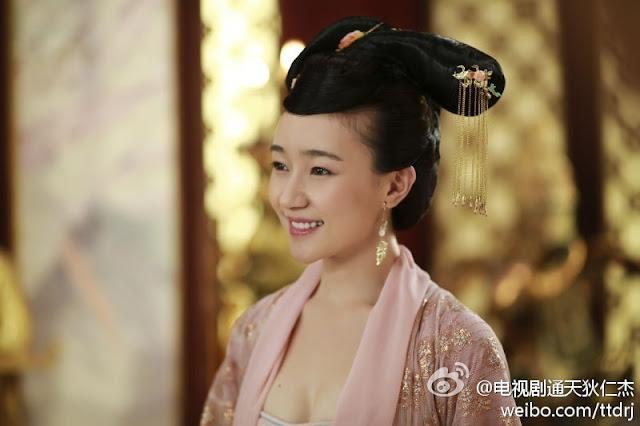 Jiao Jun Yan Tong Tian Detective Dee