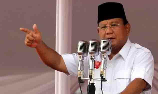 Cemas Kasus Teror Ulama, Prabowo:Negara Harus Jamin Keamanan Para Tokoh Agama