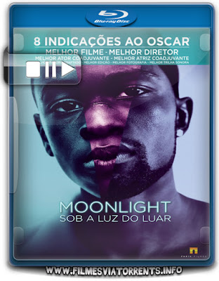 Moonlight: Sob a Luz do Luar Torrent