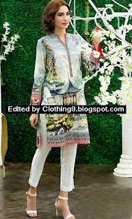 Mausummery Eid Dress Collection 2015