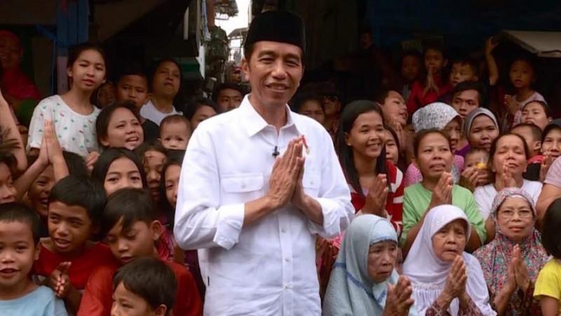 Jokowi diserang hoax soal kenaikan gaji