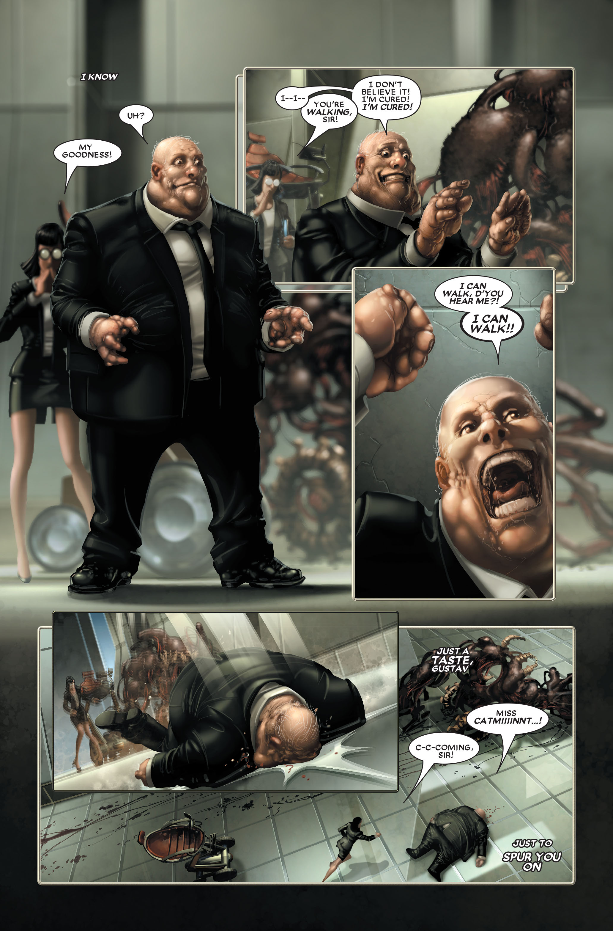 Ghost Rider (2005) Issue #3 #3 - English 8