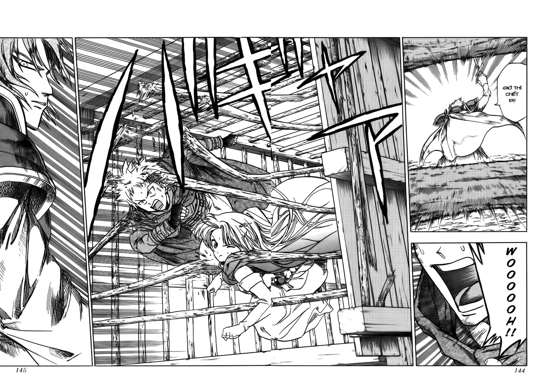 Fire Emblem - Hasha no Tsurugi chap 003 trang 32