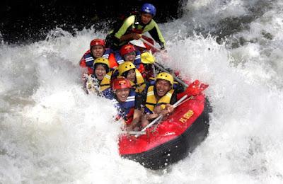 Rafting Pemalang