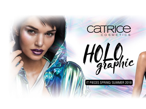 Holo Graphic collection from Catrice