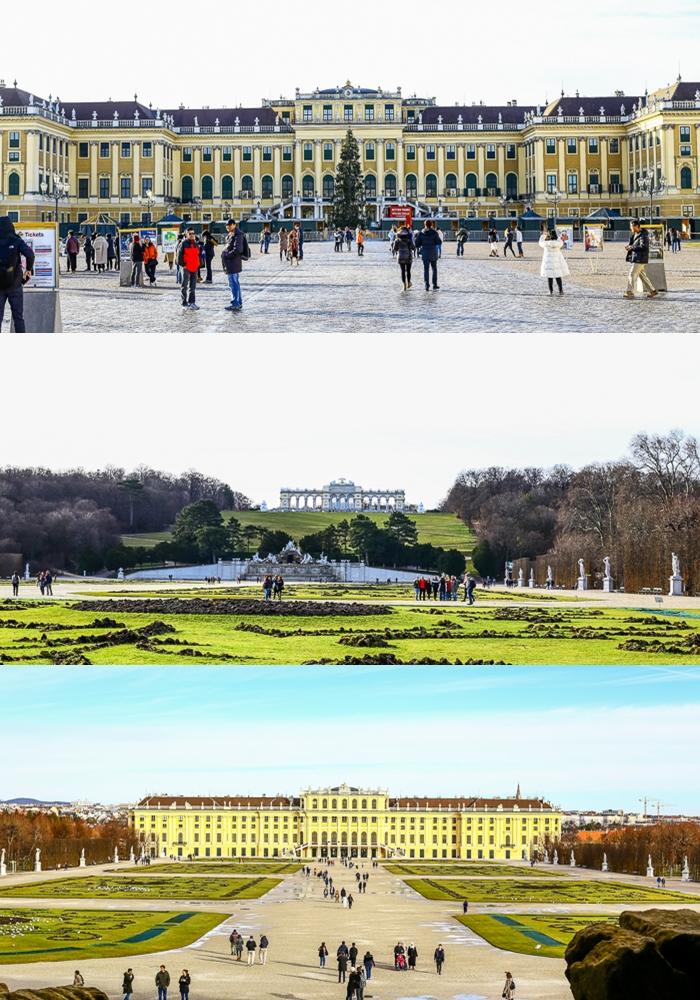 Schonbrunn Palace-Vienna