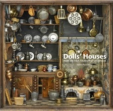 Dolls' Houses from the V&A Museum of Childhood by Halina Pasierbska book cover