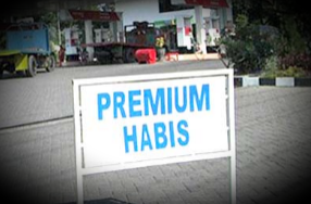 Premium Disultra Mulai Langka,Sopir Angkot Keluh