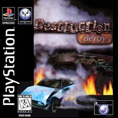 descargar destruction derby psx mega