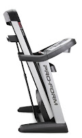 ProForm Pro 2500 Treadmill, EasyLift Assist fold-up deck, image