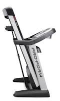 ProForm Pro 2500 Treadmill, EasyLift Assist fold-up deck, image