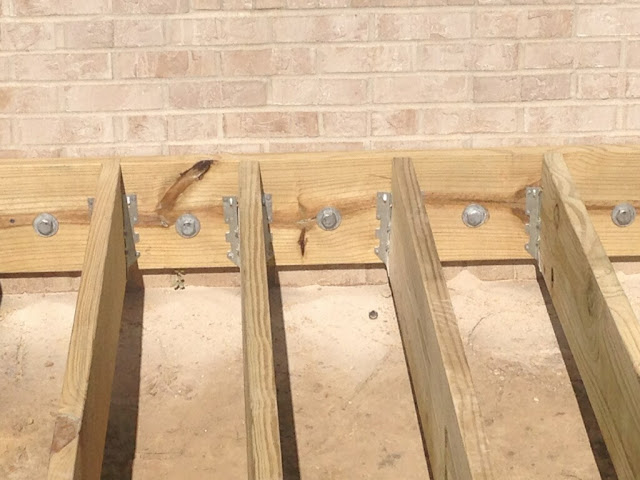 Outdoor Living: How To Build A Low To The Ground Deck Part 2