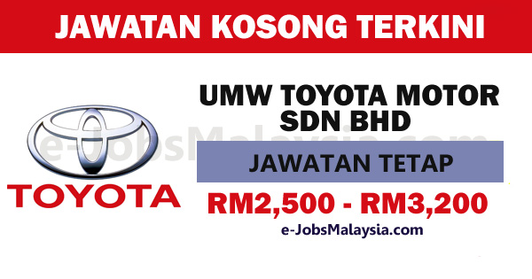 UMW Toyota Motor Sdn Bhd
