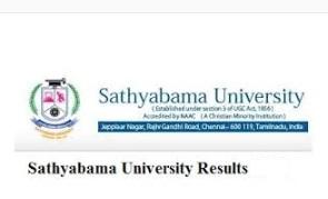 SathyabamaUniversity