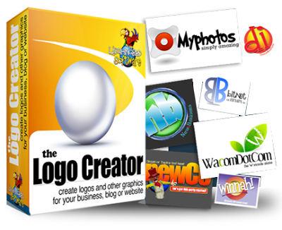 The Logo Creator Programa para crear logos Versión 7.0