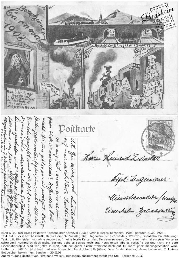 BIAB D_02_0011b.jpg Postkarte von 1908, Eisenbahnprojekt in Bensheim, Karte zur Verfügung gestellt von Ferdinand Woißik
