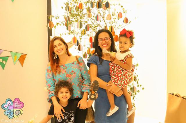Chez coelhinho, oficina de páscoa, Roteirinho da Sorte, Mamãe Sortuda, Diamond Mall, Link Comunicação, Páscoa, evento de páscoa em Belo Horizonte,