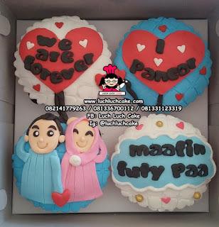 Cupcake Maafkan Aku ( I'm Sorry Cupcake )