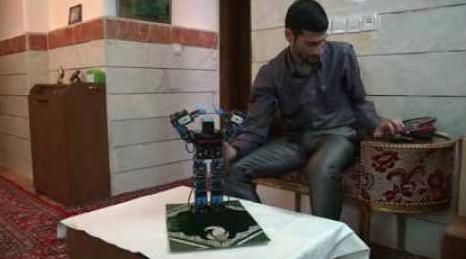 Robot Saja Bisa Sholat, Masak Kamu Nggak