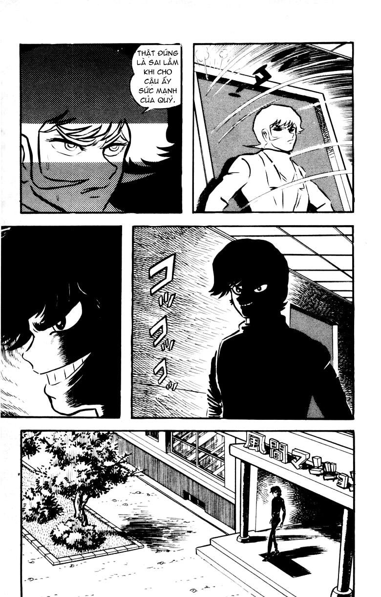 DevilMan chapter 18 trang 10
