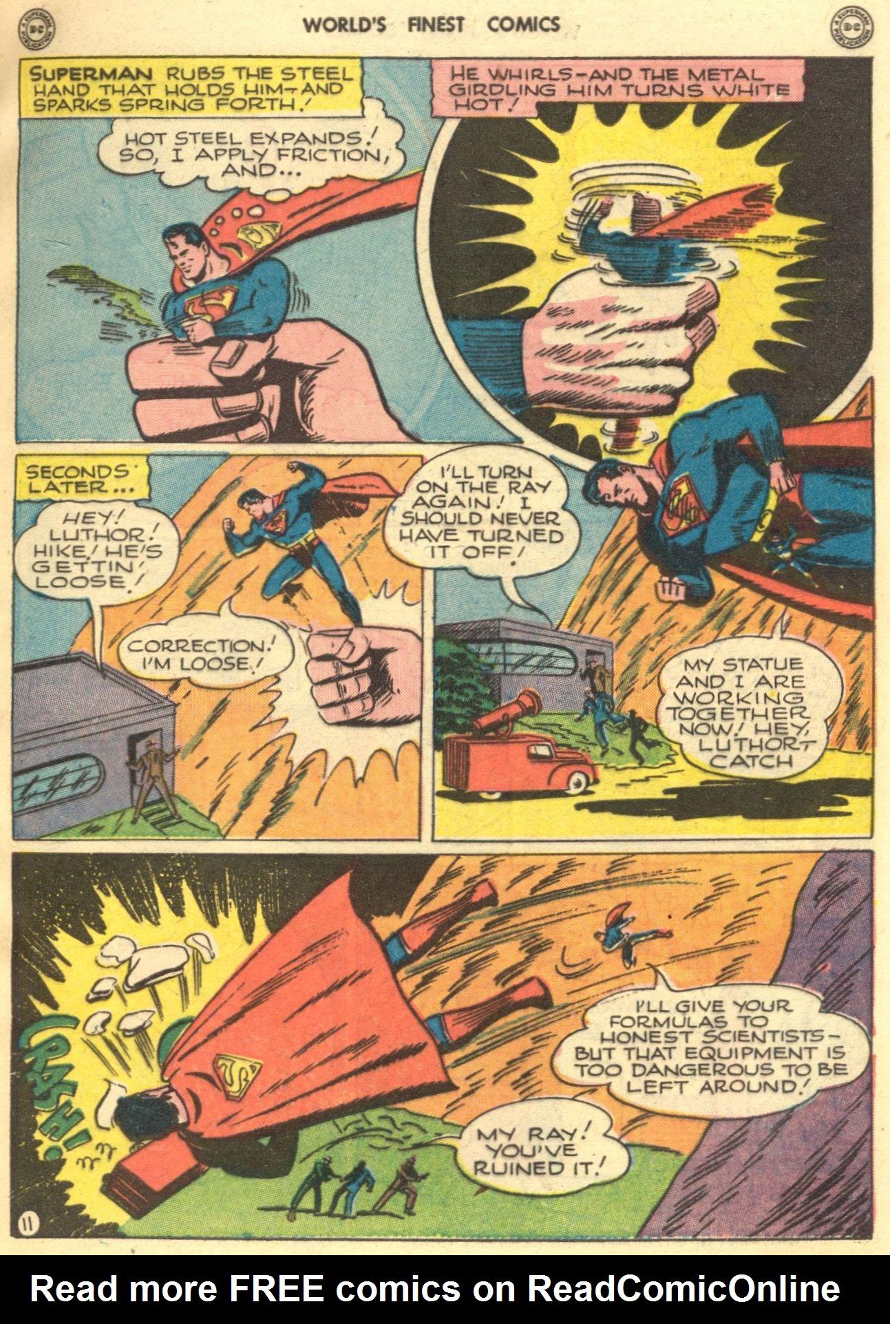 Read online World's Finest Comics comic -  Issue #28 - 12