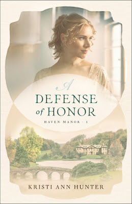 Heidi Reads... A Defense of Honor by Kristi Ann Hunter