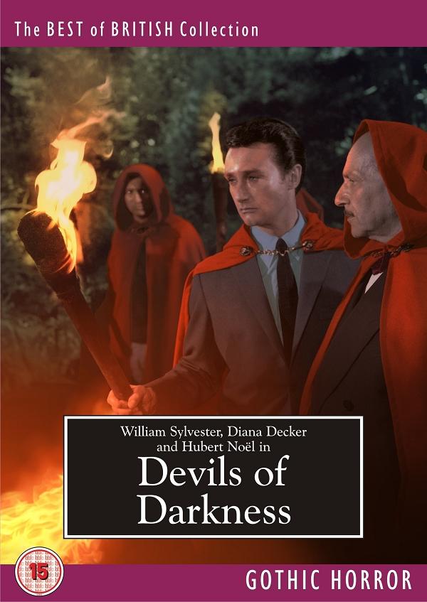 Poster do filme Devils of Darkness