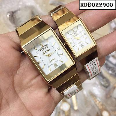 Đồng hồ đeo tay Rado Đ022900 quà tặng người yêu ý nghĩa và sâu lắng