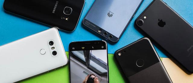 Daftar Smartphone Terbaik Bulan Januari 2018