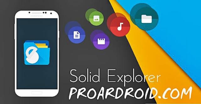 تطبيق Solid Explorer File Manager v2.5.7 لإدارة الملفات النسخة المدفوعة للاندرويد logo