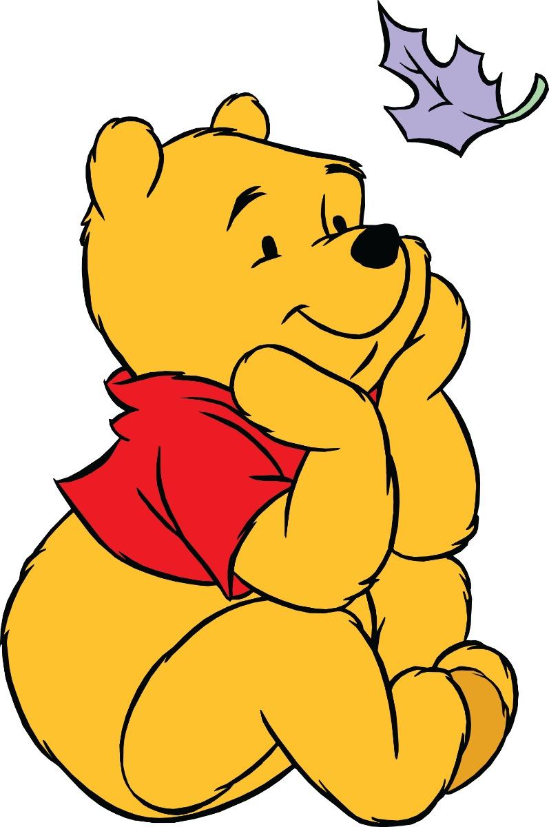 dibujos ideia criativa turma do ursinho pooh colorido