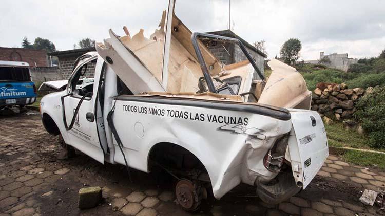 El pueblo al que teme el propio Gobierno donde secuestran camiones y autobuses