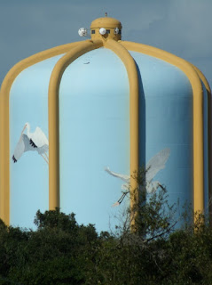 Torre de agua en Seminole