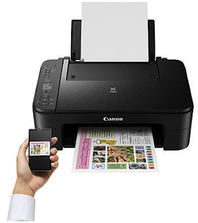 Canon PIXMA TS3155 Drivers Download, Setup and Review 2017