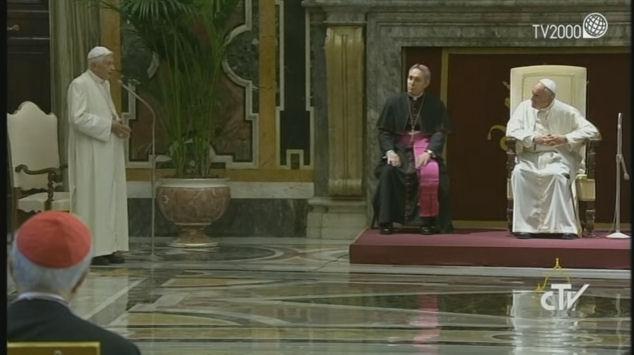Chiesa e post concilio  Discorso di Benedetto XVI nel 65esimo ... 287df3d8e