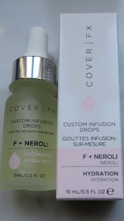 Cover FX Custom Infusion Drops Neroli for Hydration