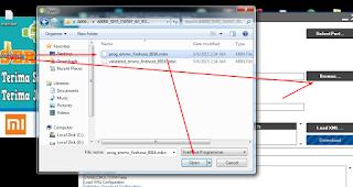 pilih file prog_emmc_firehose_8916.mbn