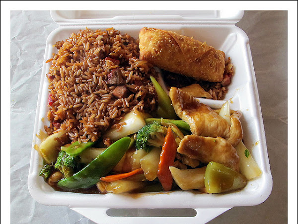 Need Dinner Fast? Take out Food is the Answer