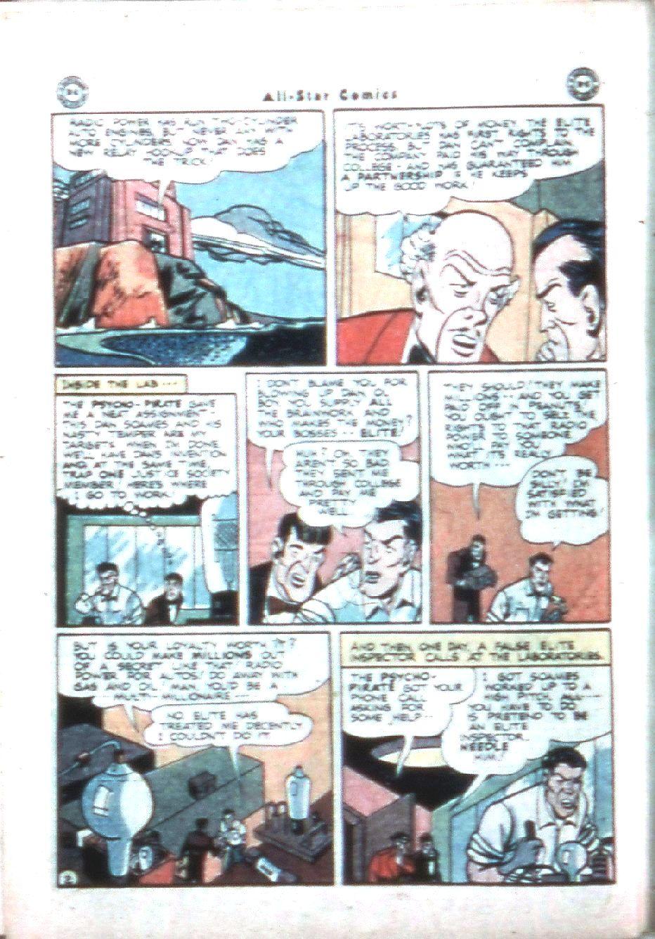 Read online All-Star Comics comic -  Issue #32 - 40