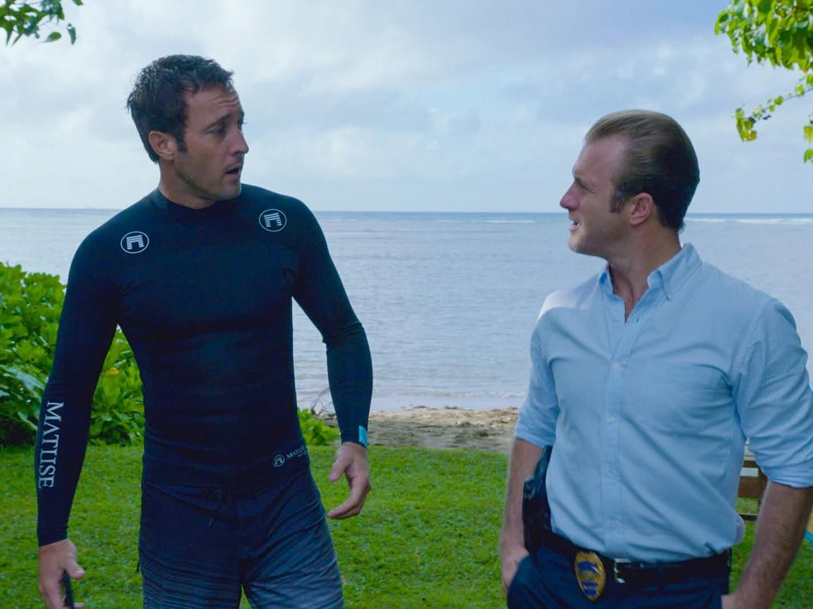 Hawaii Five-0 - Season 4 Episode 19: Blood Brothers