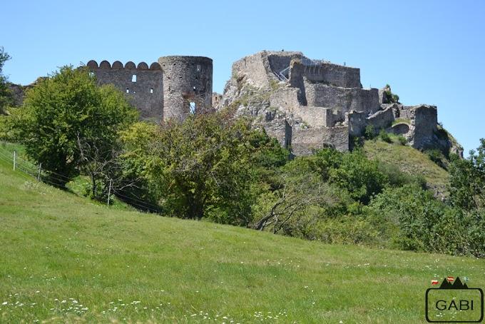 Zamek Devin - krótki wypad z Bratysławy