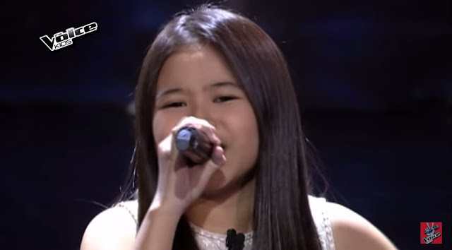 Akisha Keith Sianson The Voice Kids