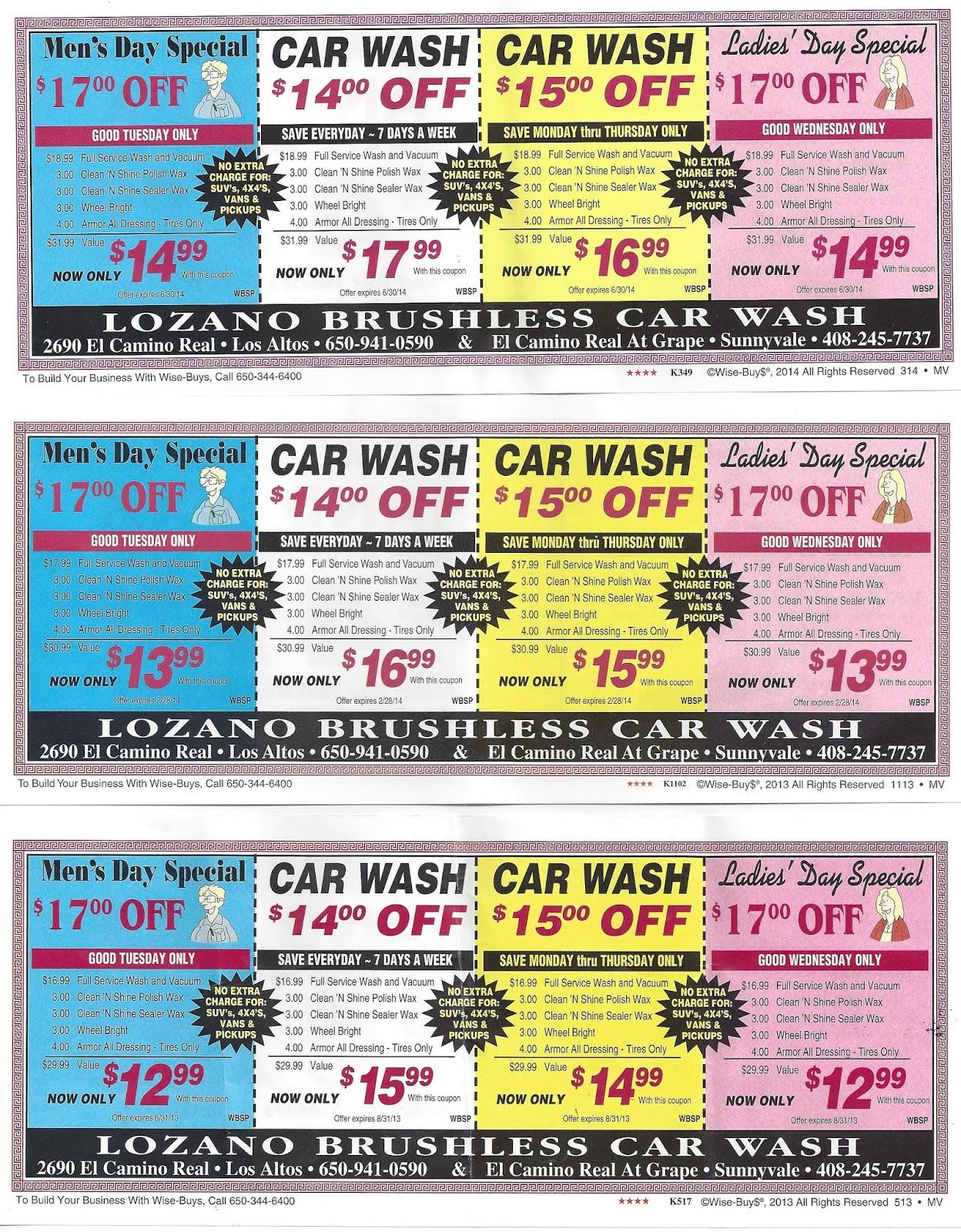 Car Wash Code