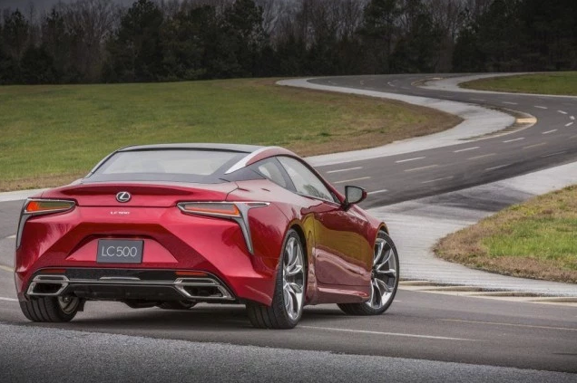Lexus LC 500 Review 2018 Specs Release Date Design Engine and Price
