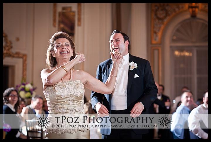 Belvedere Hotel Baltimore Ballroom Wedding Photos