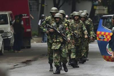 NewsTimes - 9 militants killed in Dhaka raid