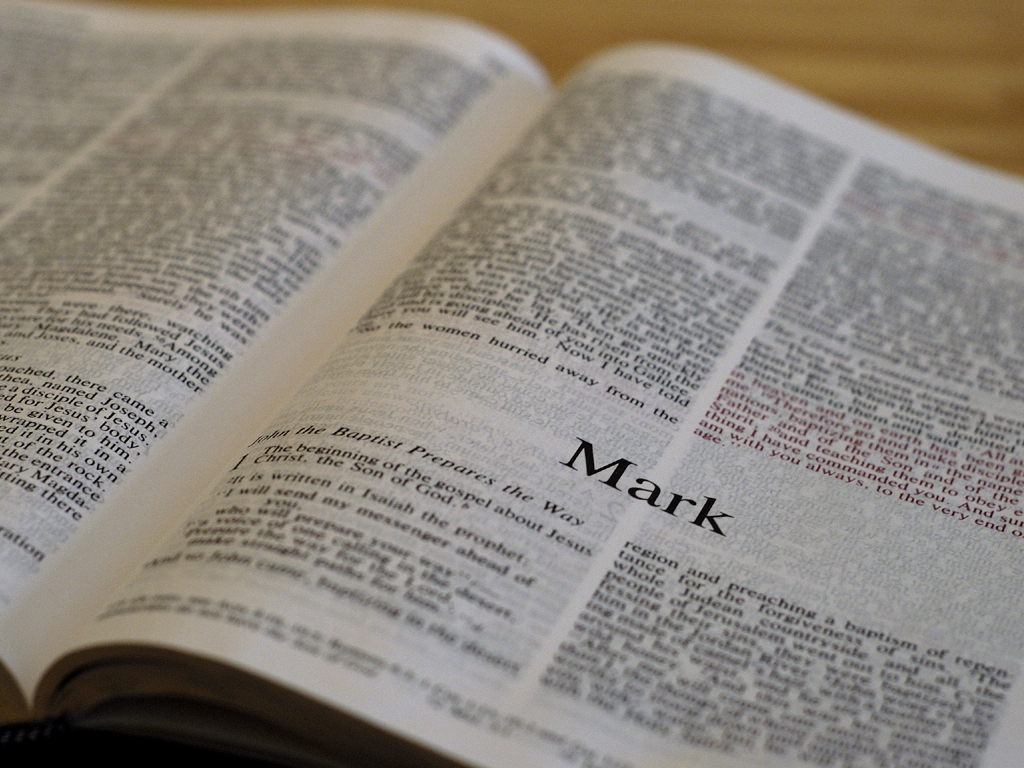 the reflection of marks theology in the bible gospel books So, to a theology of the gospel of mark for each of our four reviews of gospel theology, we will begin with views of jesus, since clearly jesus is the central character around whom a gospel centers  jesus was able to reinstate them and use them mightily in the first generation of christian history as described in the book of acts.