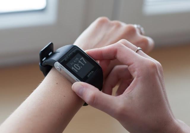 Foto del Cardiofrequenzimetro da polso